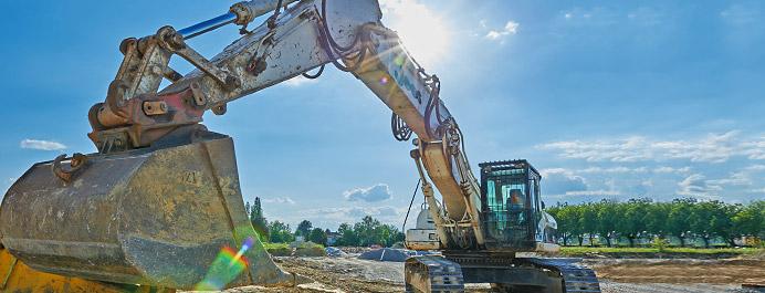 Erschliessung Baugebiet Grundstuck Erschliessen